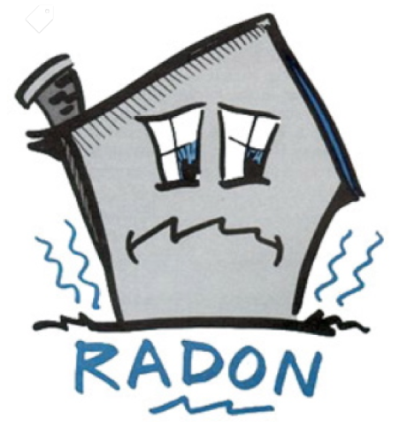 Radon level too high?